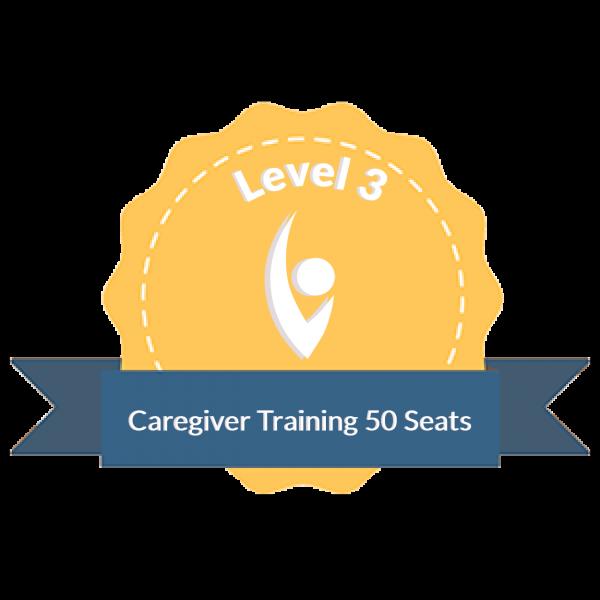 Caregiver Training Bundle 50 Seats