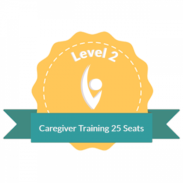 Caregiver Training Bundle 25 Seats