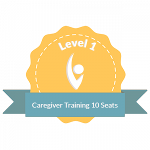 Caregiver Training Bundle 10 Seats