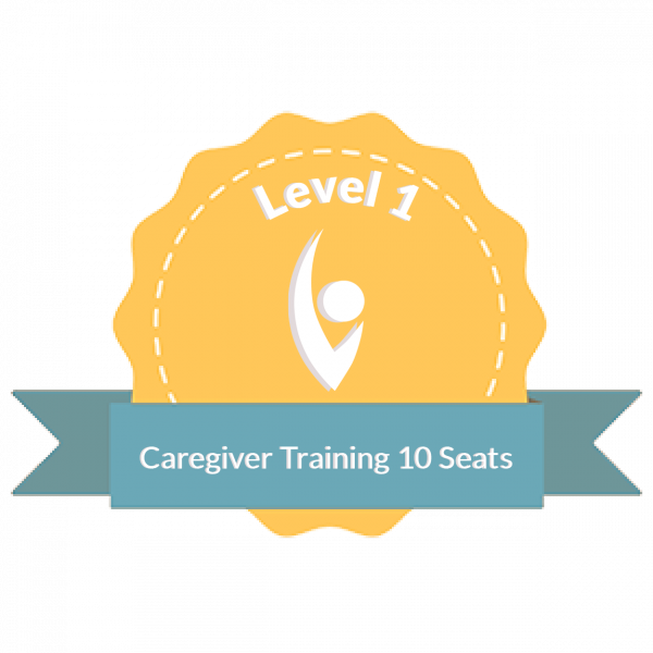 Caregiver Training Bundle 10 Seats